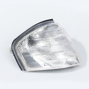 Image 4 - Cooyidom claro sinal de volta lâmpadas led espelho luzes de canto automático para mercedes benz c classe w202 1994 2000 1995 1996 acessórios