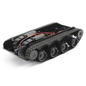 Rc Tank Smart Robot Tank Car C