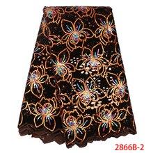 Tecido de renda de veludo com lantejoulas francês tule malha do laço de alta qualidade lantejoulas tecidos do laço para o laço nupcial materiais apw3482b