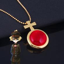 Ожерелье для косплея Таня из мультфильма «Таня зло»