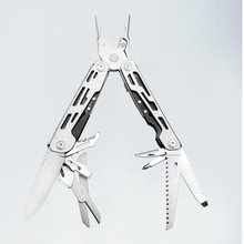 Multi Tool Folding Knife Plier Multitools EDC Kits Camping Multi-functional Tool Stainless Steel Scissor 440C combination pliers platel plier high quality tool locking combination pliers steel tie fasten tool