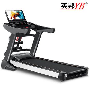 Strona główna luksusowy duży elektryczny duży ekran wielofunkcyjny amortyzacja cichy sprzęt do ćwiczeń bieżnia tanie i dobre opinie NONE CN (pochodzenie) Handheld Użytku domowego bieżni Electric Treadmill