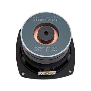 Image 2 - AIYIMA 1PC 4 pouces gamme complète haut parleur pilote 4Ohm 100W Audio haut parleur son musique colonne pour Home cinéma bricolage