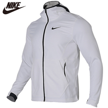 Original NIKE Mens AS M NK THRMA HD FZ WINTERIZED Pullover 100% cotton Soft Coat