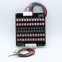 4S BMS 8S 14S 17S 21S 5A 4.2V bilans litowo-jonowy Lifepo4 bateria litowa aktywny korektor płyta wyważająca kondensator