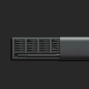 Image 4 - Hot Original Xiaomi mijia Wiha Daily Use Screwdriver Kit 24 in 1 Precision Magnetic Bits Box DIY Screw Driver Set For Smart home