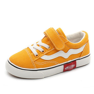 Image 2 - 2020 Autumn New Children Canvas Shoes Girls Sneakers Breathable Spring Fashion Kids Shoes For Boys Casual Shoes Student