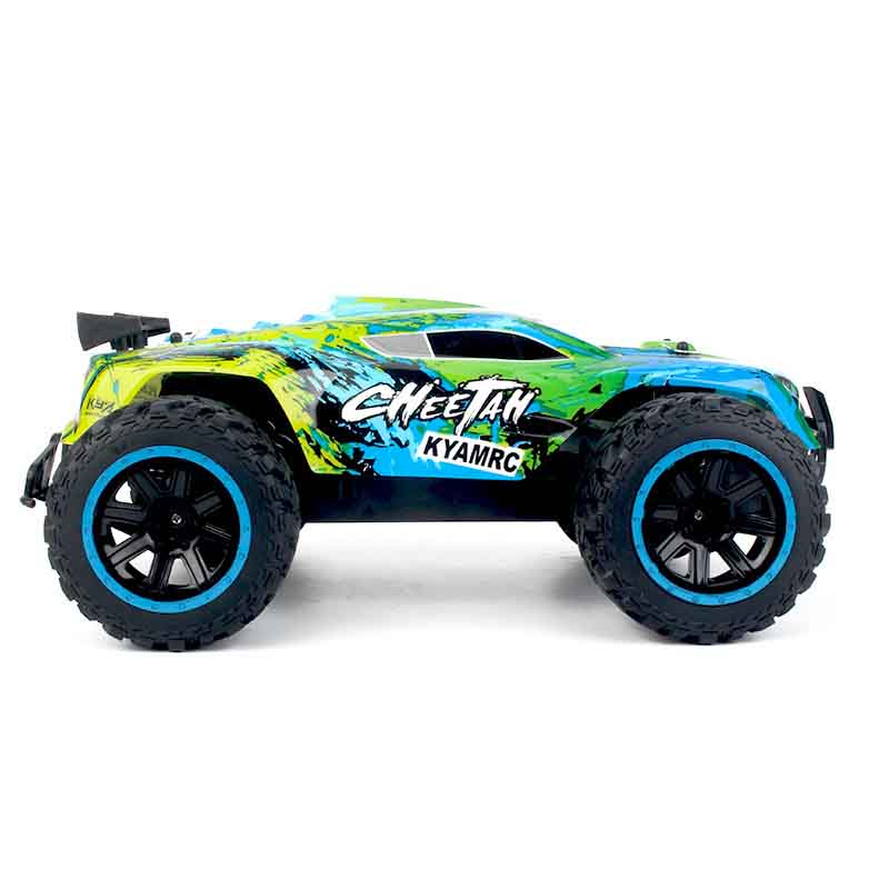 1 14 25km h 2wd Rc Remote Control Off Road Racing Cars Big Foot Climbing Off