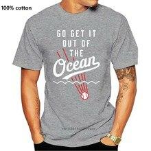 Иди его из Ocean Мужская футболка Размеры S - 3Xl размера плюс Костюмы футболка