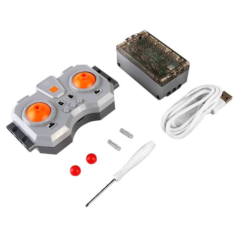 MOULD KING M0019 High-Tech Car Accessoires The 6.0 Fast Speed Charging Powered Module For 42009 Building Blocks