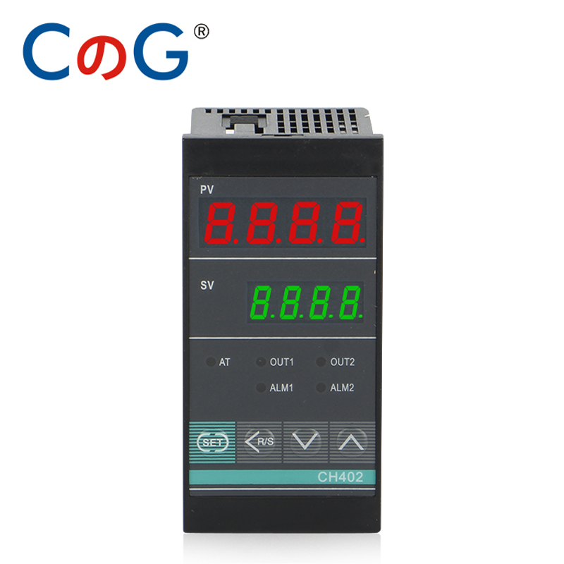CG 48*96mm Multy Input K E J PT100 0-10V 4-20mA Voltage PID Output SSR Relay AC 220V 24VDC 380VDC Temperature Controller