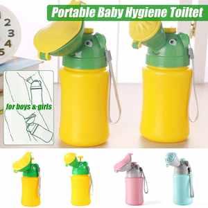 400ML Portable Kids Camping Toilet Outdoor Traveling Toddler Boys Girls Baby Training