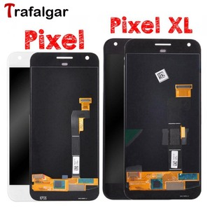 Image 1 - Pour HTC Nexus M1 Google Pixel XL écran LCD écran tactile numériseur assemblée Nexus S1 Google Pixel LCD remplacement de lécran