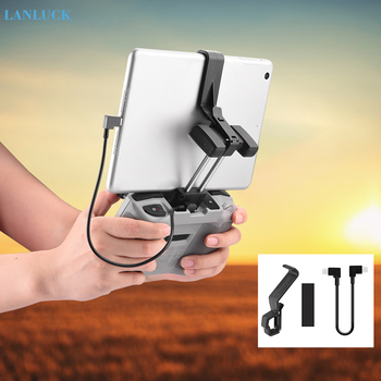 Remote Control Tablet Extended Bracket Mount for DJI Mavic Air 2/Mavic Mini 2 Transmitter Clip Holder Stand Drone Accessories - discount item  27% OFF Camera & Photo