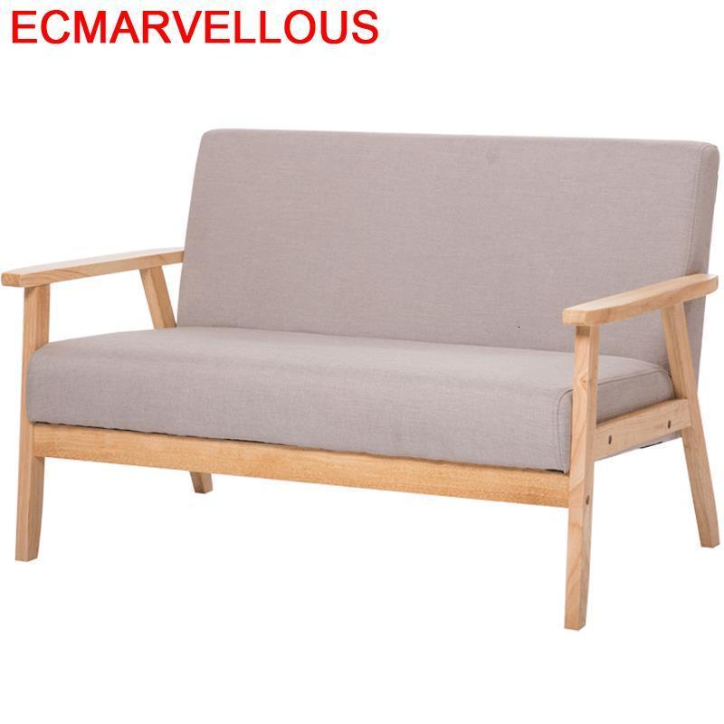 Puff Para Sectional Mobili Moderna Futon Couch Home Sillon Wooden Retro Mobilya Set Living Room Furniture Mueble De Sala Sofa