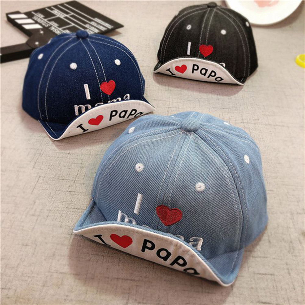 New Baby Street Dance Hip Hop Hat Spring Autumn Baby Hat Scarf for Boys Girls Cap Winter Warm Solid Color Children Hat