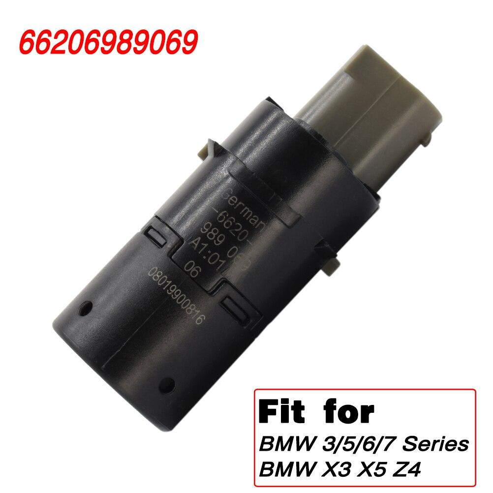Новинка 66206989069 парктроник PDC датчик парковки для BMW E39 E46 E53 E60 E61 E63 E64 E65 E66 E83 X3 X5 Z4 помощь в парковке