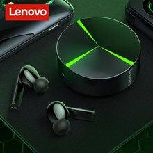 Lenovo gm1 fone de ouvido sem fio bluetooth v5.0 tws alta fidelidade jogo acc verdadeiro esports comer frango controle toque sem fio