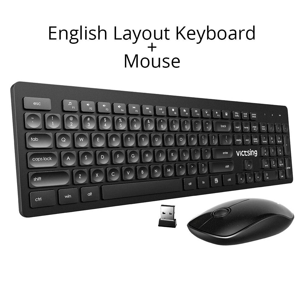 pente ultra fino fino teclado silencioso conjunto