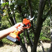 600w 2000mAh Lithium Battery Pruning Scissors Park Garden Green Orchard 30mm Tree Branch Wireless SK5 Steel Knife Trimming Tool