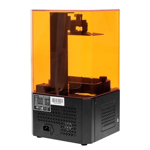 LD-002R UV Resin CREALITY 3D Printer Light Curing LCD Printer