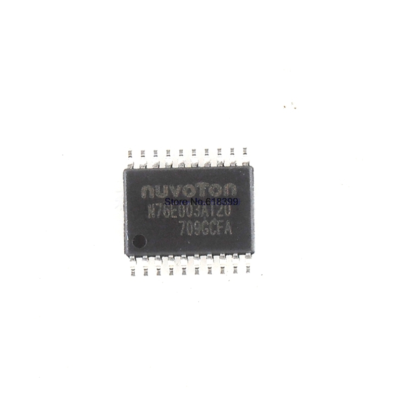 Mcu N76E003 N76E003At20 Compatible Substitution