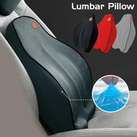 Memory Foam Lumbar Support Breathable Mesh Back Cushion Orthopedic Backrest For Car Seat Office Chair Wheelchair