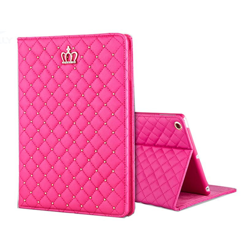 Bling Crown <font><b>Coque</b></font> for <font><b>iPad</b></font> mini 1 mini 2 mini 3 Case Luxury Stand <font><b>A1432</b></font> A1454 A1490 Cover for <font><b>iPad</b></font> mini 1 2 3 Luxury Cover image