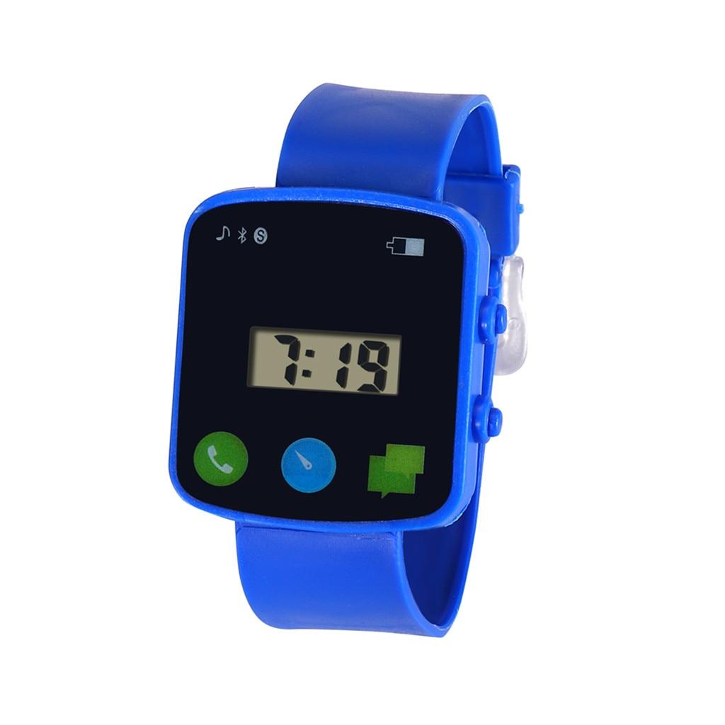 Children Girls Analog Digital Sport LED Electronic Waterproof Wrist Watch Wristwatch Electronic Wrist Watch For Girl Boy Gift9.3