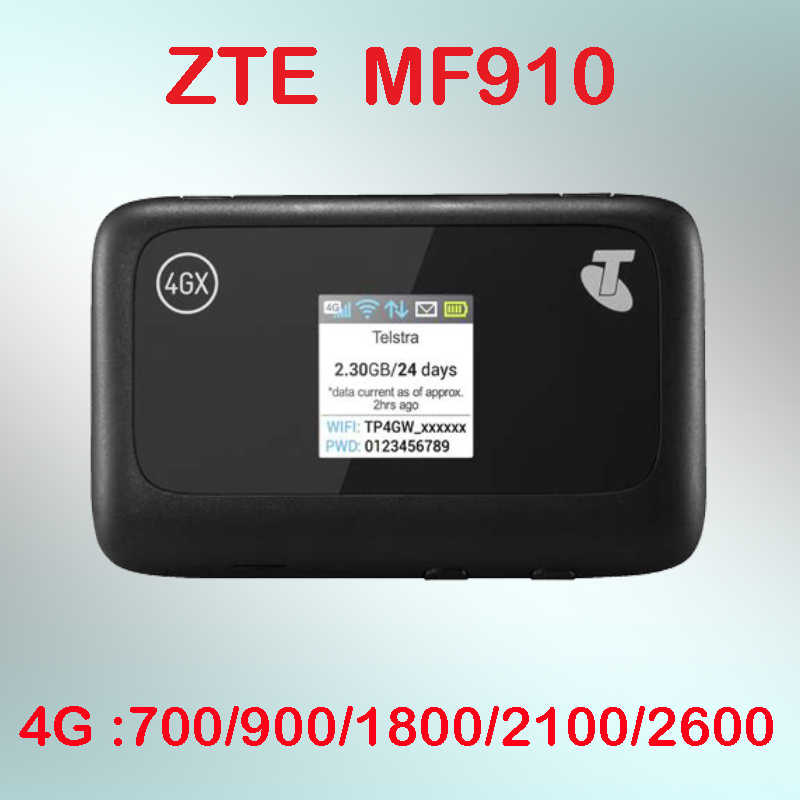 راوتر واي فاي ZTE MF910 28 LTE 4G واي فاي 4G واي فاي دونغل هوت سبوت متنقل 3g 4g mifi راوتر جيب واي فاي راوتر واي فاي واي فاي 4g محمول mifi