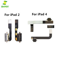 Lade Port Flex Kabel Für iPad 2 4 USB Ladegerät Stecker Steckdose Dock Lade Flex