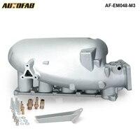 Coletor de admissão de alumínio fundido do desempenho para 03-08 mazda 3 m3 mzr para o motor 2.0l 2.3l de ford focus duratec AF-EM048-M3