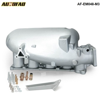 Aluminum Intake Manifold for Mazda 3 MZR 2.0L 2.3L Ford Focus ST Fiesta Duratec