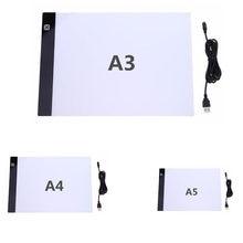 A3 a4 / a5 Светодиодная лампа pad Планшета защита глаз легче