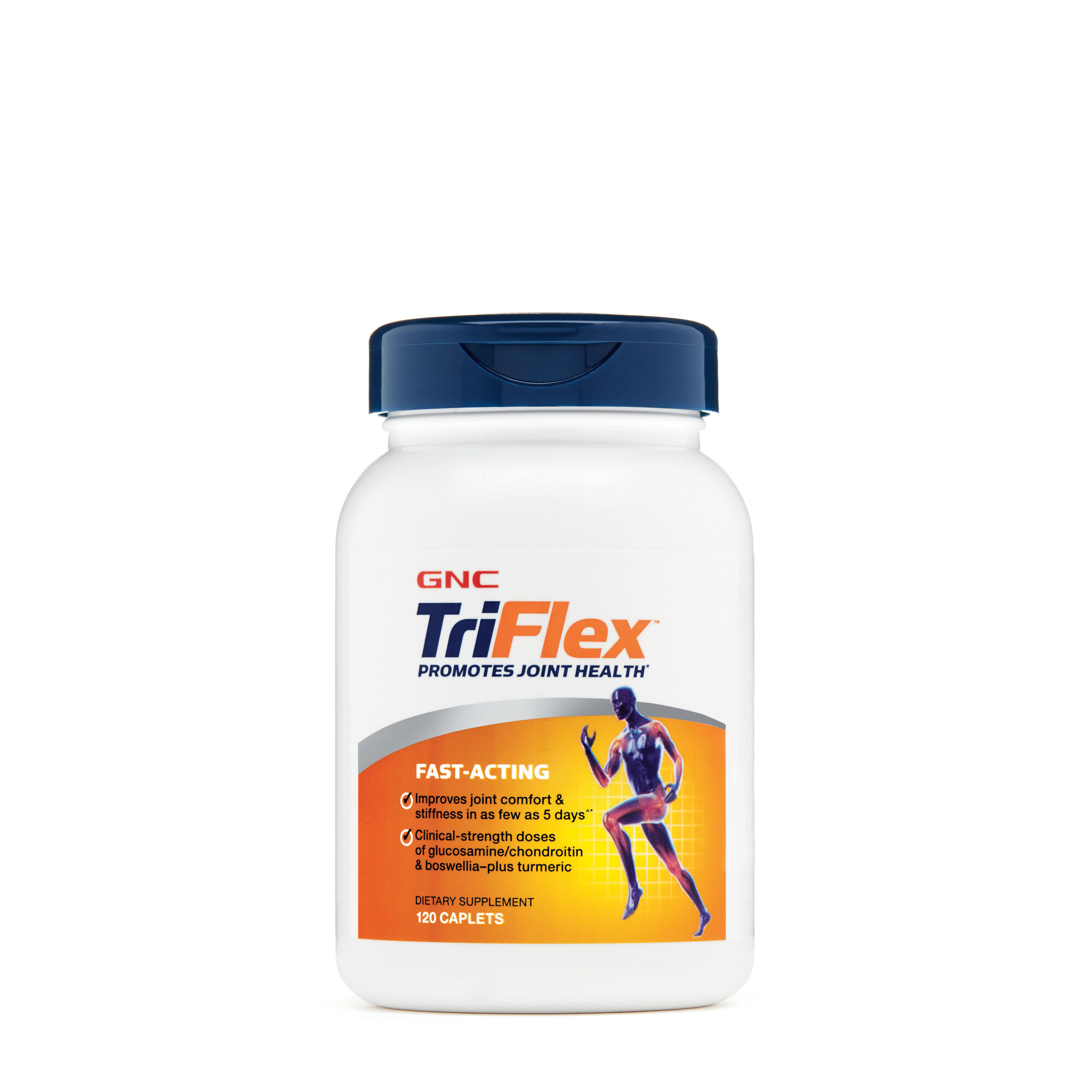 Triflex FAST-ACTING 120 Caplets, Glucosamina Condroitina Msm Glucosamine Chondroitin MSM, From USA хондроитин с глюкозамином
