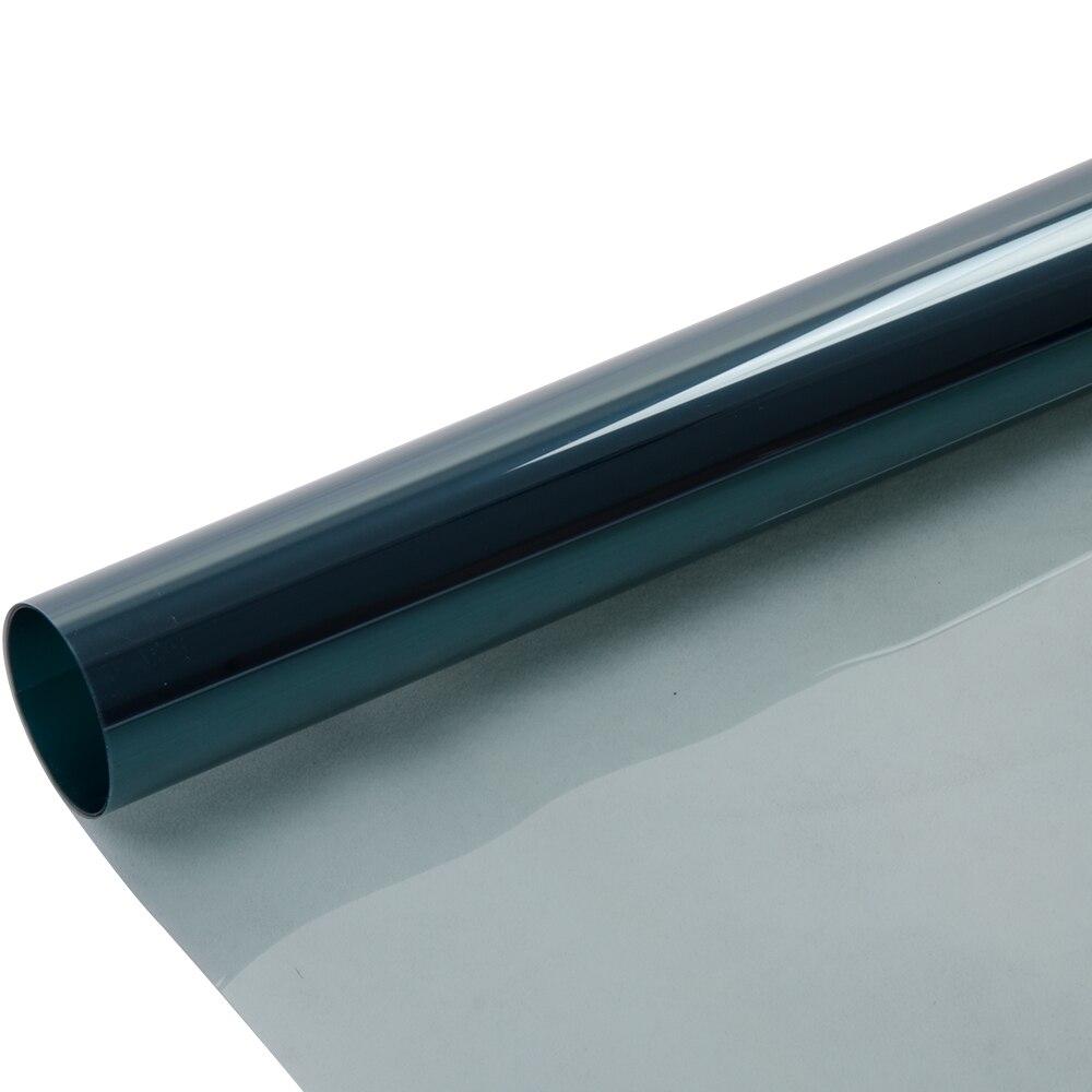 cheapest SUNICE 75percent 20percentvlt Photochromic Film Car Window Tint Car Glass Tint Heat Proof Nano Ceramic Film Self-adhesive Sticker Car Tint