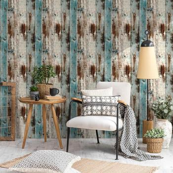 45x600CM 3D PVC Waterproof Wall Stickers Wallpaper Self-adhesive Home Decor Kitchen Living Room Home Decoration Anti-Collision