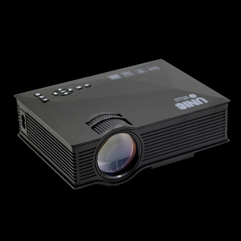 Original UNIC UC68 UC68H Portable LED Projector 1800 Lumens 80 110 ANSI HD 1080p Full HD 1
