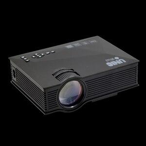 Оригинальный Портативный светодиодный проектор UNIC UC68 UC68H, 1800 люмен, 80 110 ANSI, HD 1080p, Full HD, видеопроектор для домашнего кинотеатра