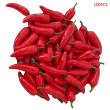 Kitchen-Decoration Pepper Chili Fake Artificial Display Simulation Vegetable Realistic