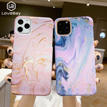 Lovebay Marble Texture Pattern Cases Cover For iPhone 11 Pro Max X XS XR Xs Max Case For iPhone 7 8 Plus Hard PC Cases Cover cheap Fitted Case Colorful Marble Stone Phone Case Apple iPhones IPHONE X IPHONE 8 PLUS iPhone 7 Plus iphone xs IPHONE XR IPHONE XS MAX
