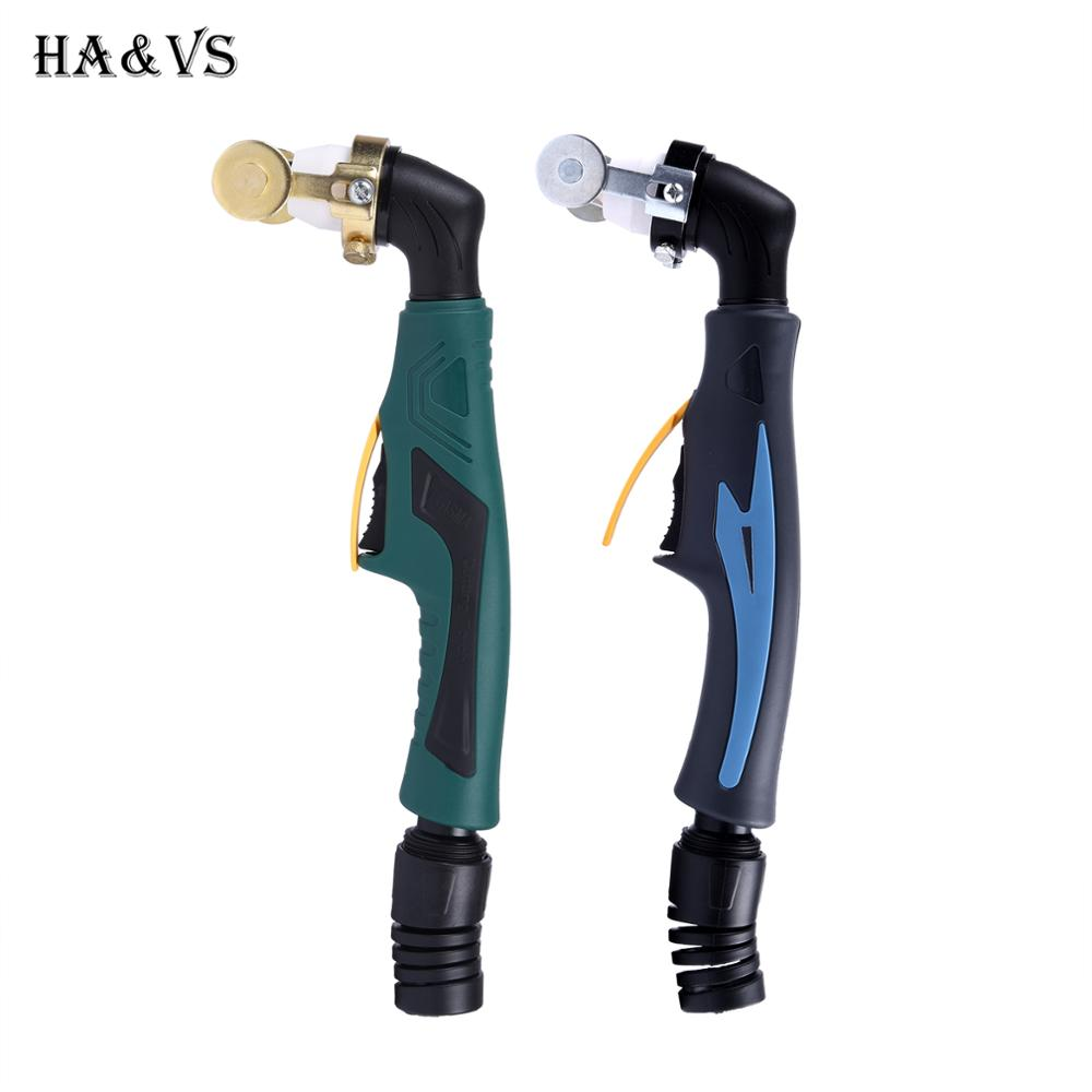 P80 Torch Plasma Cutter Gun Head Body Anti-misoperation Design Hand Use For Industry Air Cooled Plasma Cutting Machine