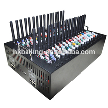 32 Port 128 SIM Cards GSM gateway Modem Pool for VOIP bulk sms Quad-band 850/900/1800/1900MHz Fixed Wireless Terminal voip gateway 32 port 128 sim fwt modem pool gsm fixed wireless terminal support at command