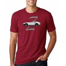 Datsun 280z clássico esboço design tshirt