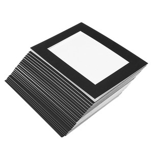 9/11/21Pcs 6 Inch Photo Frame Set DIY Combination Paper Picture Photo Frame Wall Sticker Home Decoration Staircase Living Room