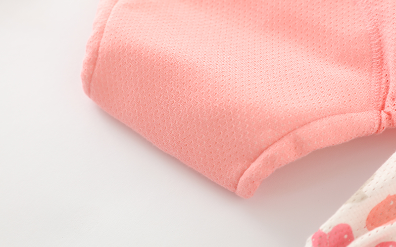 8PCS Waterproof Mesh Baby Potty Training Pants Reusable Toilet Trainer Panty Underwear Bebe Cloth Diaper Briefs Wholesale