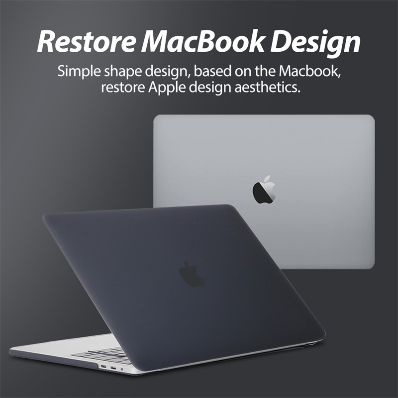 Image 4 - For MacBook Pro 16 Inch Case Notebook Scratch Resistant Tablet Cover Frosted Protective Shell Case For Macbook Pro 16Laptop Bags & Cases   -