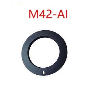 Image 2 - 10 sztuk/partia dla M42 EOS M42 AI M42 AF M42 PK M42 NEX aluminium M42 śruba do mocowania obiektywu adapter do canona Nikon Sony pentax camera obiektyw
