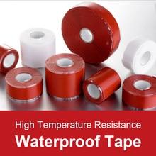 Ruban adhésif imperméable, résistant aux hautes températures, feuille d'aluminium, épais, butyle, pour réparation de conduits de toit