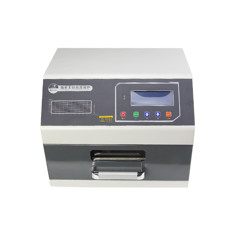 reflow oven <font><b>pcb</b></font>/mini Bench reflow soldering oven/ SMT series reflow welding machine image